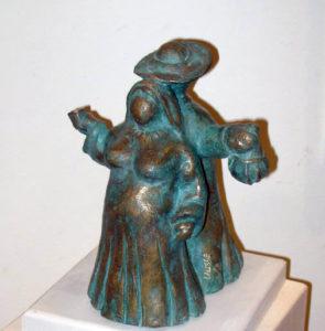 Sculture in bronzo