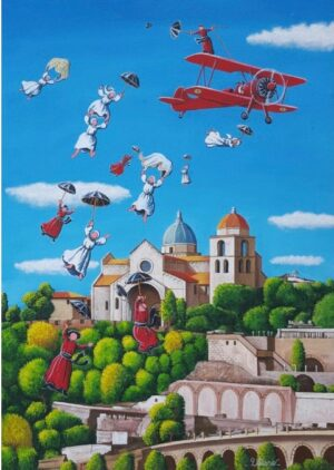 ulisse guarda l'italia marche ancona