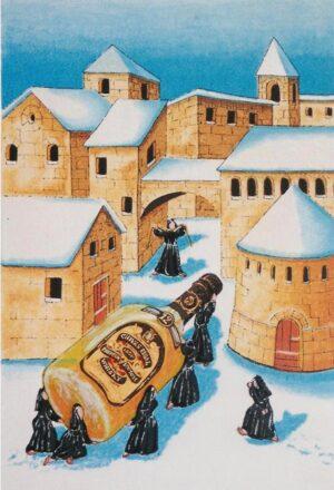 quadro arte pittore ulisse serigrafia chivas